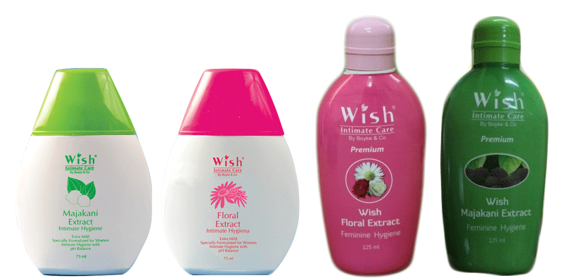 Intimate Care WISH By Boyke&Co
